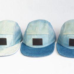 Indigo caps